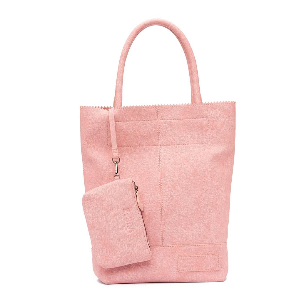 Zebra Trends Natural Bag Kartel Pink 588014