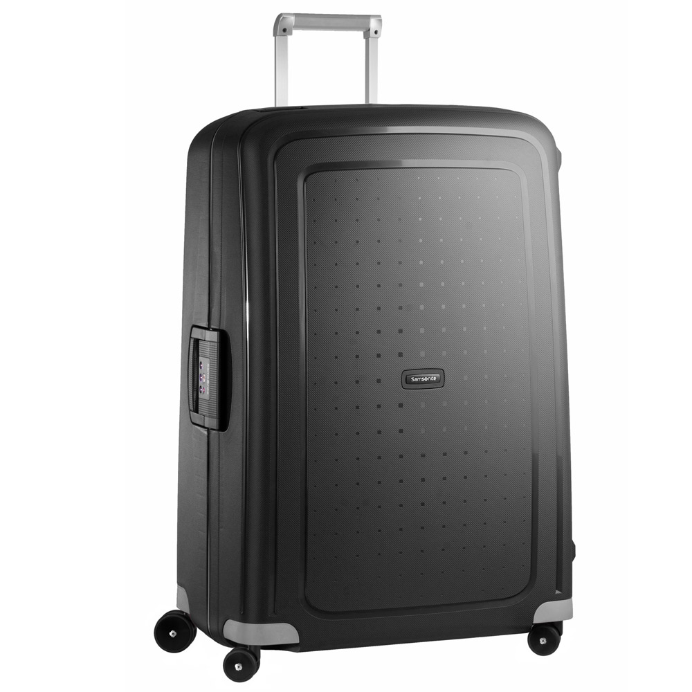 Samsonite S'Cure Spinner 81 Black
