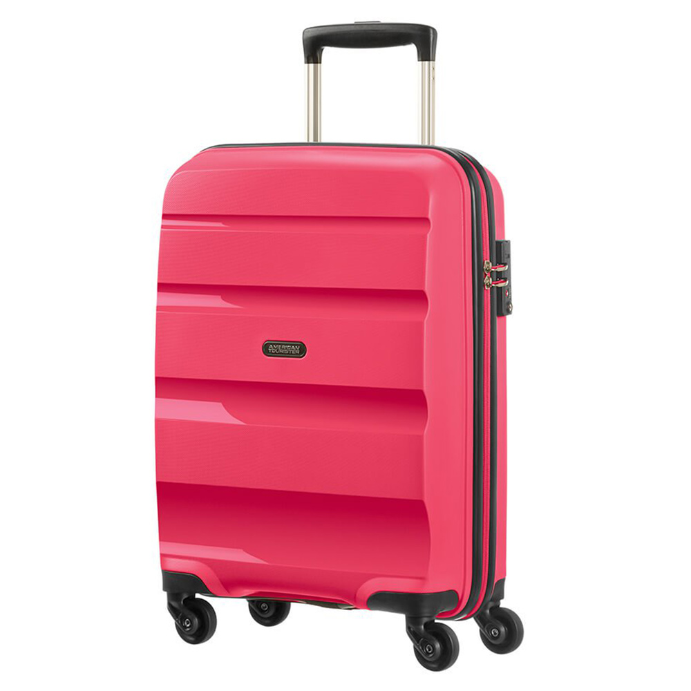 Harde Koffers American Tourister American Tourister Bon Air Spinner S Strict Azalea Pink