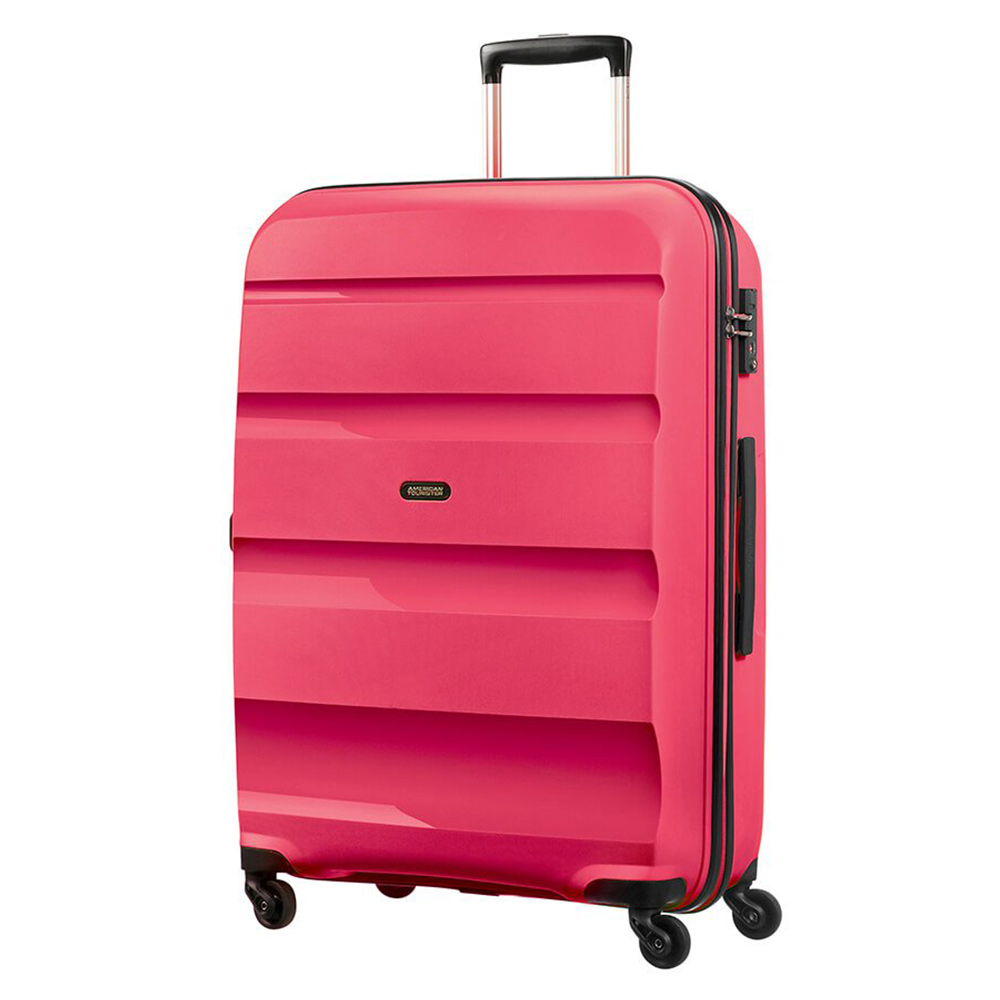 American Tourister Bon Air Spinner L Azalea Pink American Tourister Harde Koffers