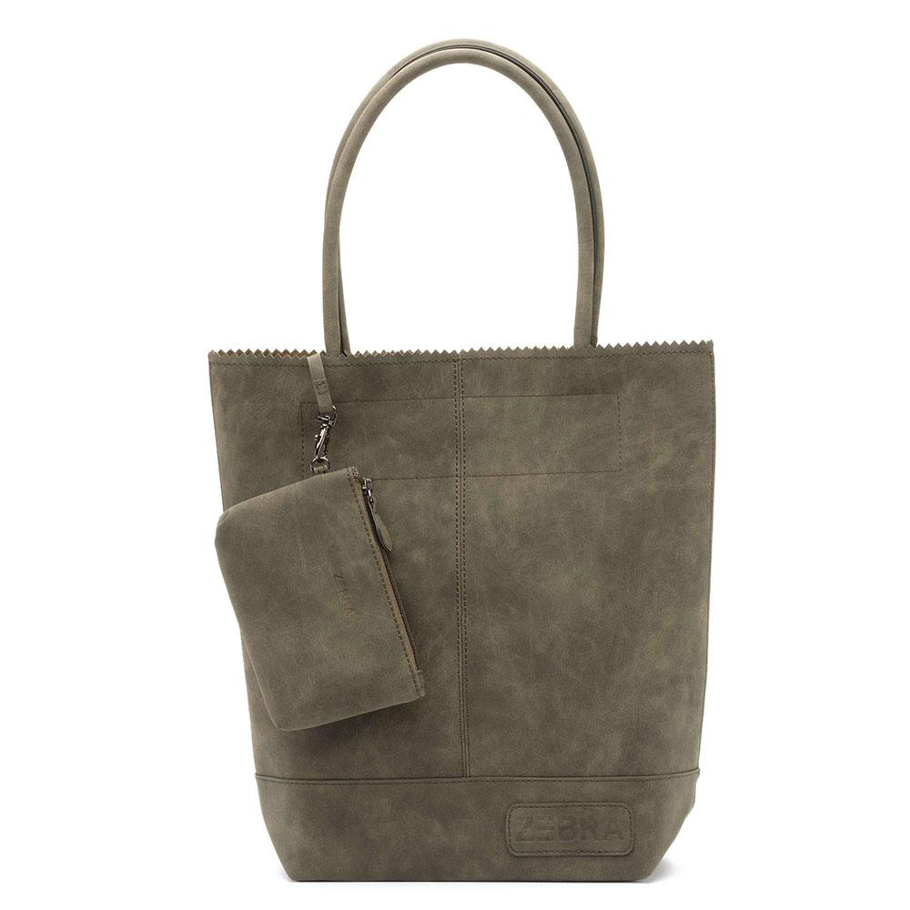 Zebra Trends Natural Bag Kartel Army