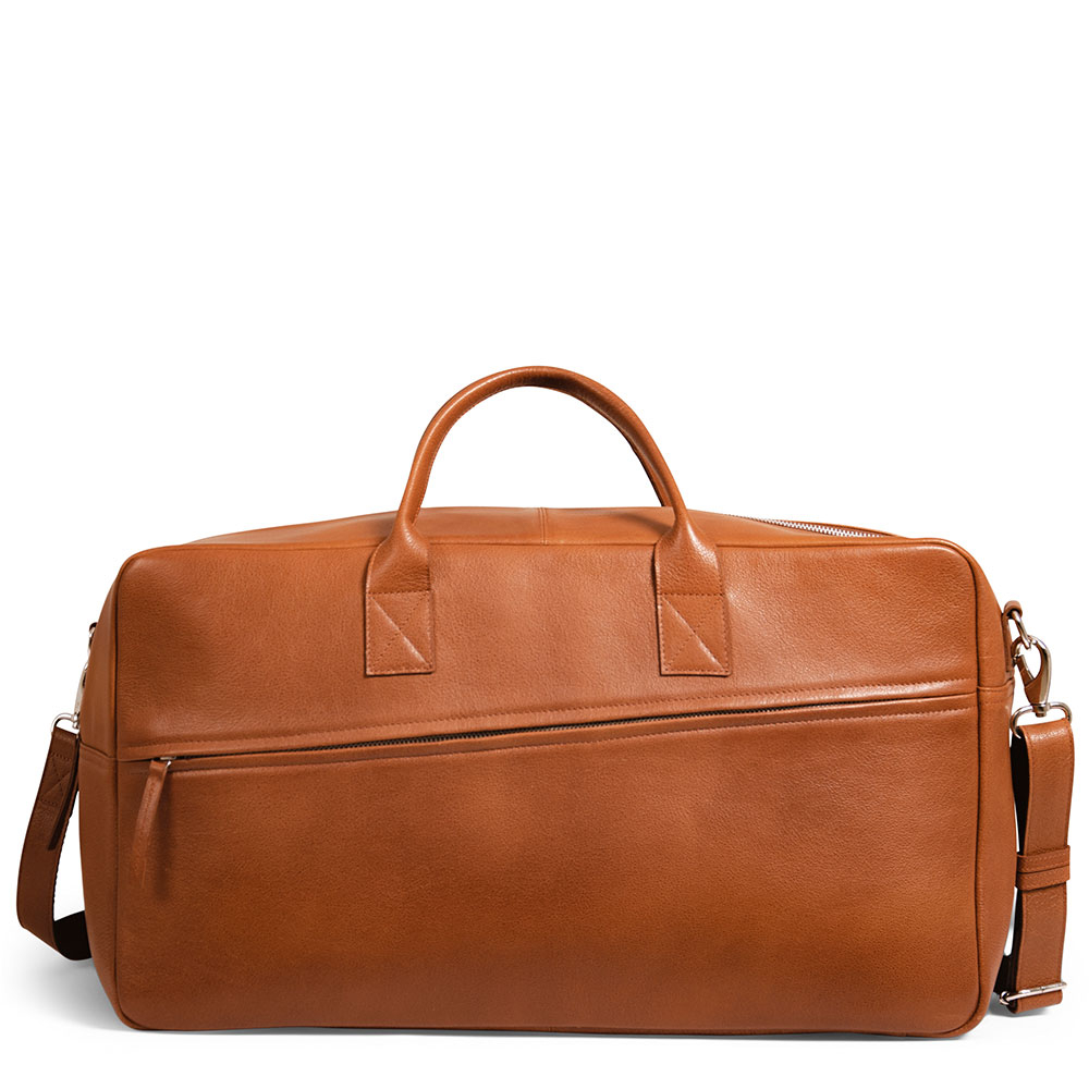 Still Nordic City Weekend Bag Cognac