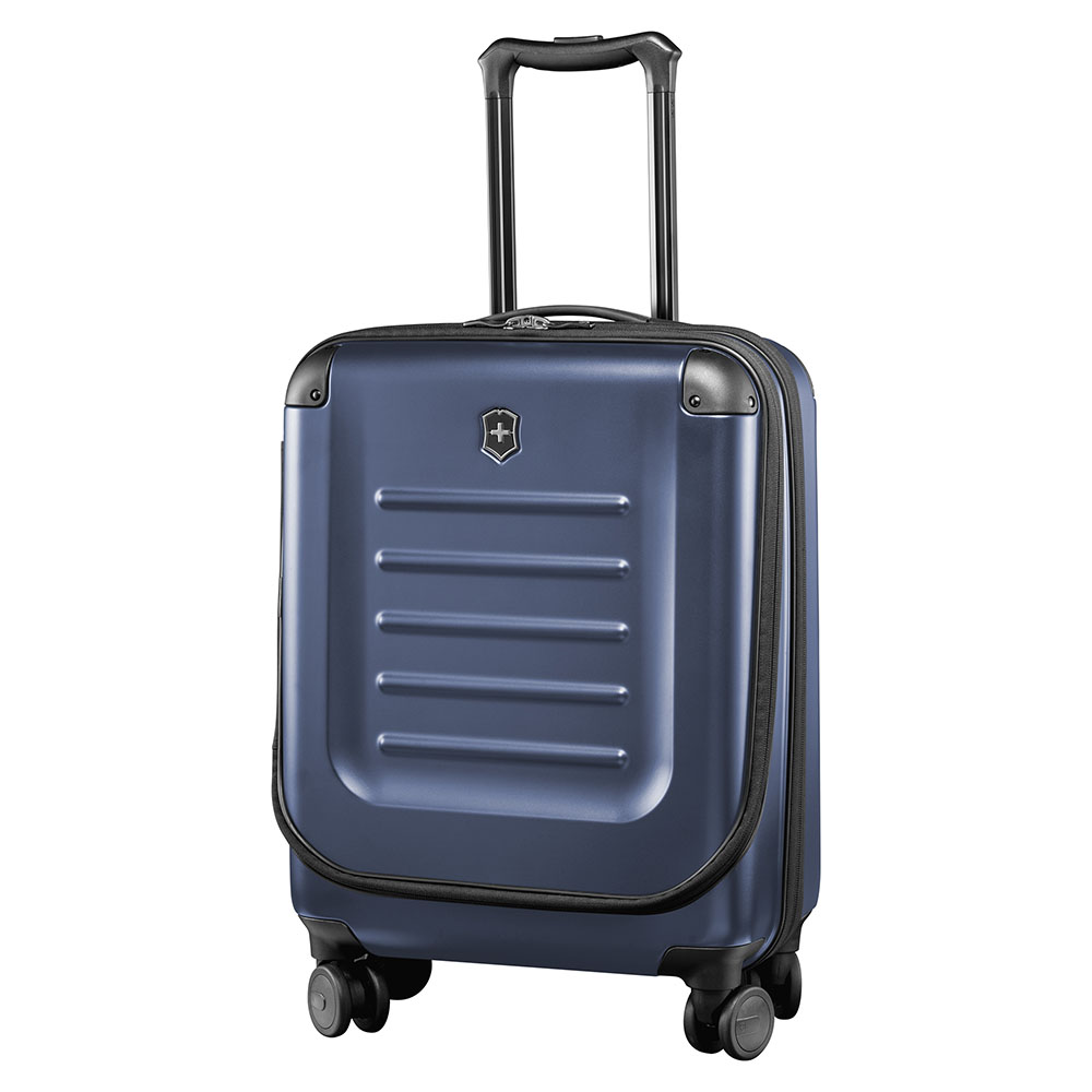 Victorinox Victorinox Spectra 2.0 Expandable Global Carry On Navy Harde Koffers