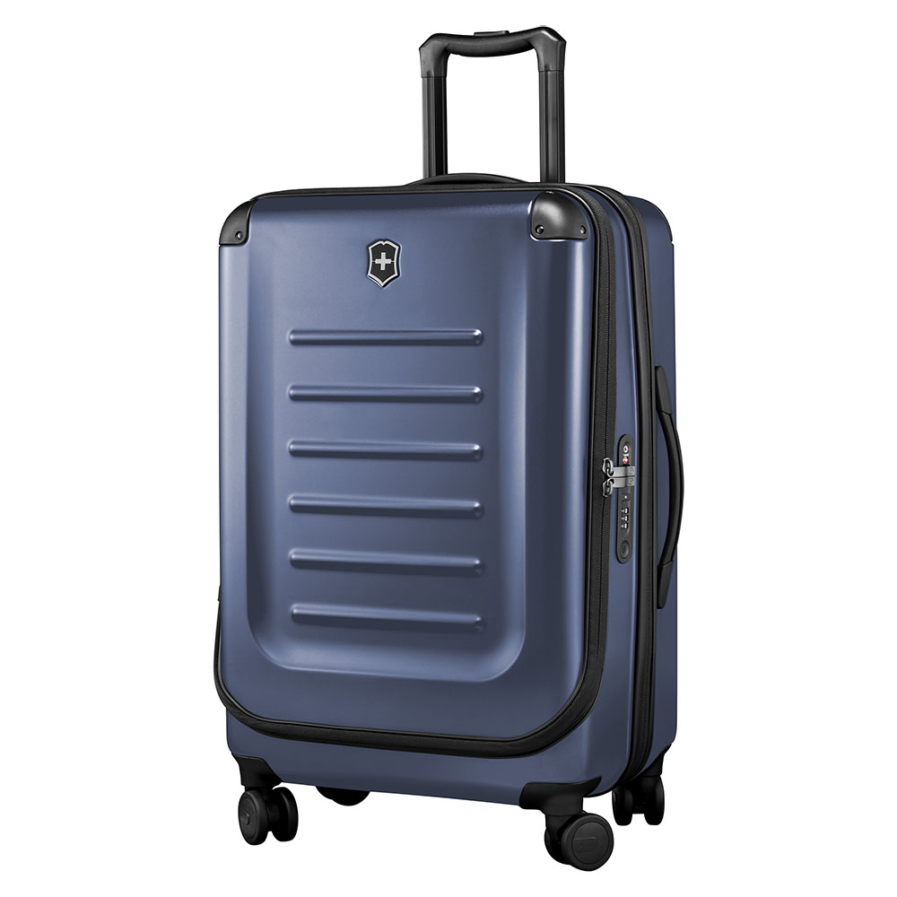 Harde Koffers Victorinox Victorinox Spectra 2.0 Expandable Medium Trolley 69 Navy