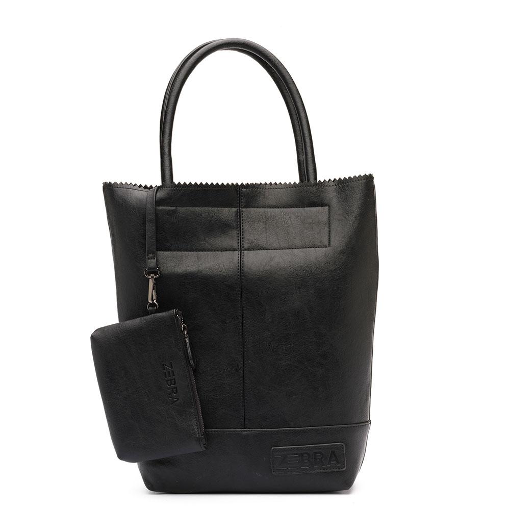 Zebra Trends Natural Bag Kartel Zebra Lining Black 603305