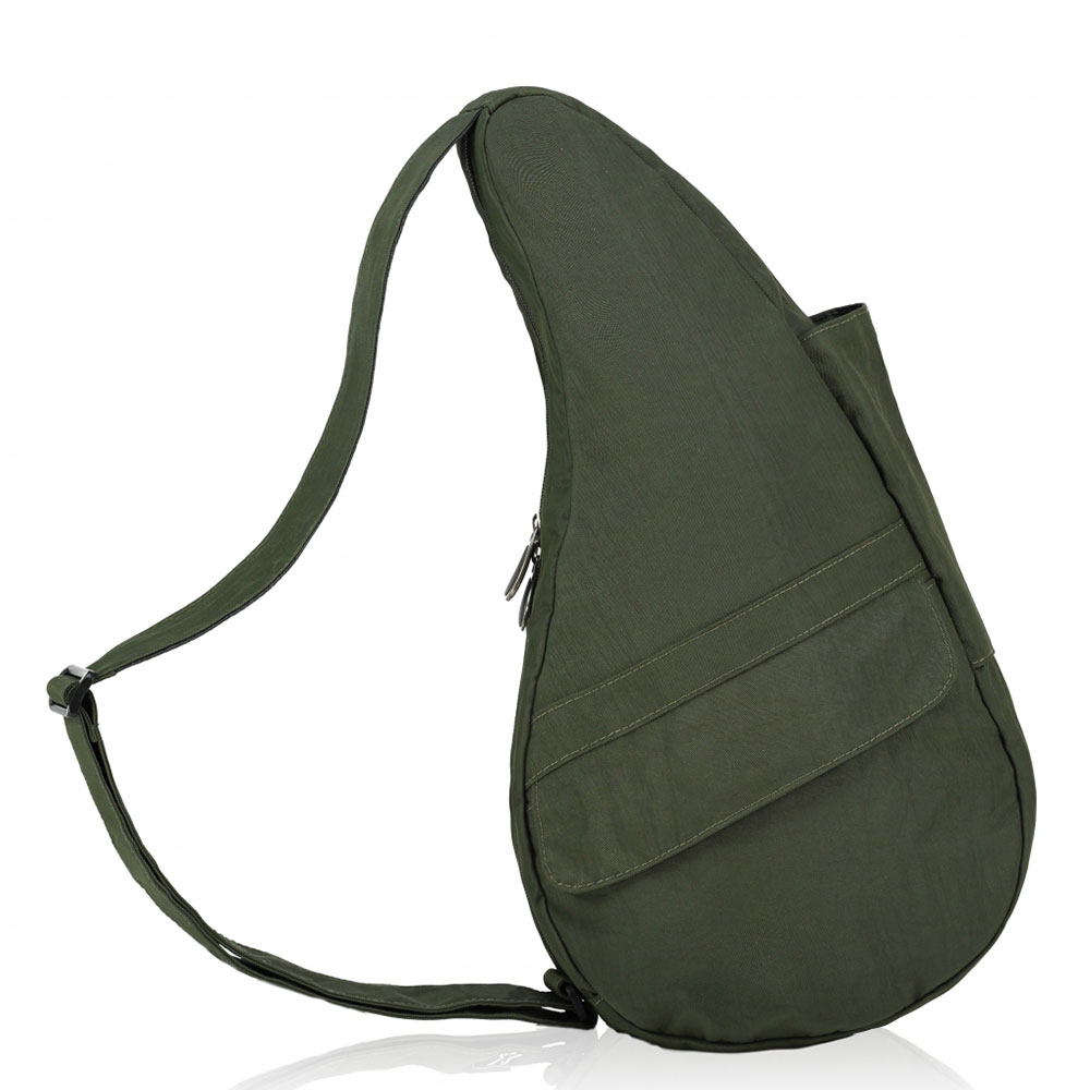 The Healthy Back Bag The Classic Collection Textured Nylon M Deep Forest