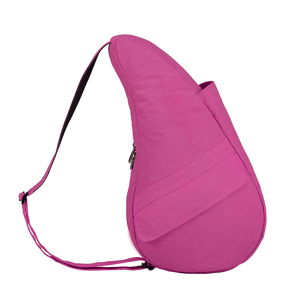 The Healthy Back Bag The Classic Collection Textured Nylon S Hibiscus