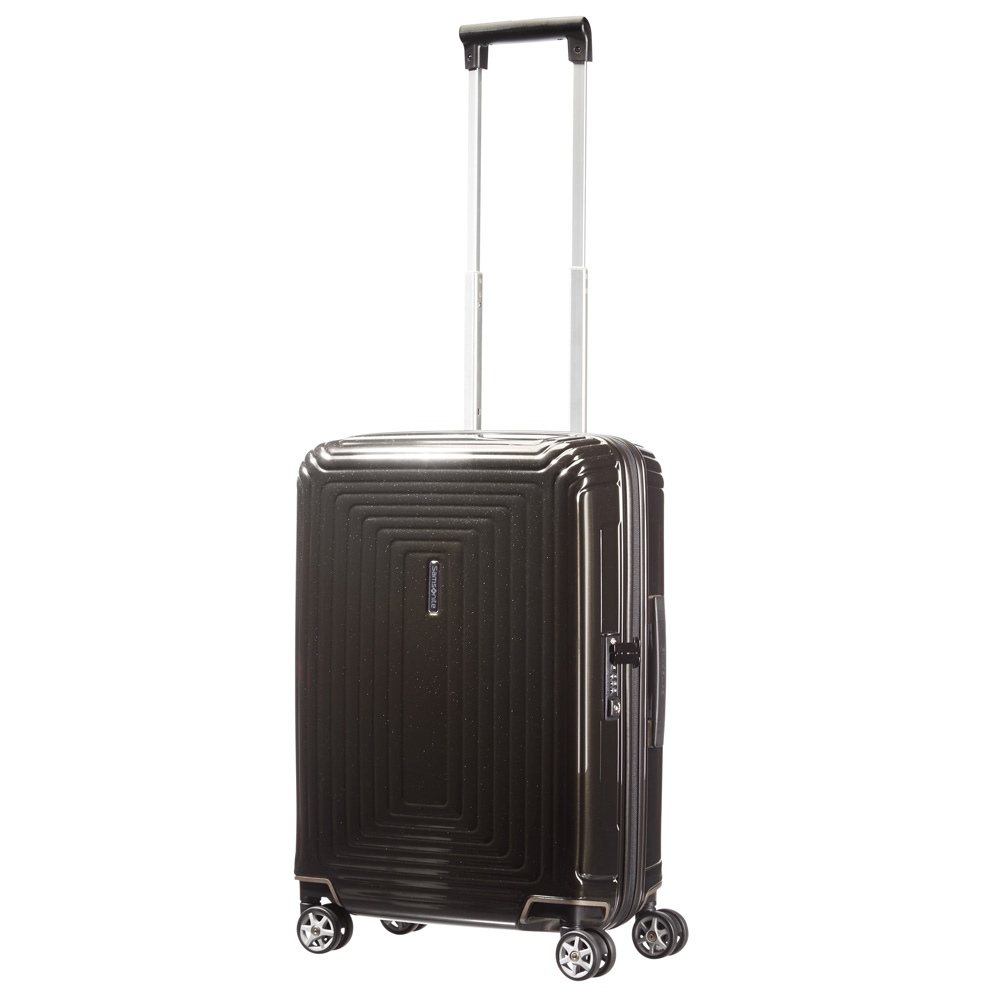 Samsonite Neopulse Spinner 55 Metallic Black