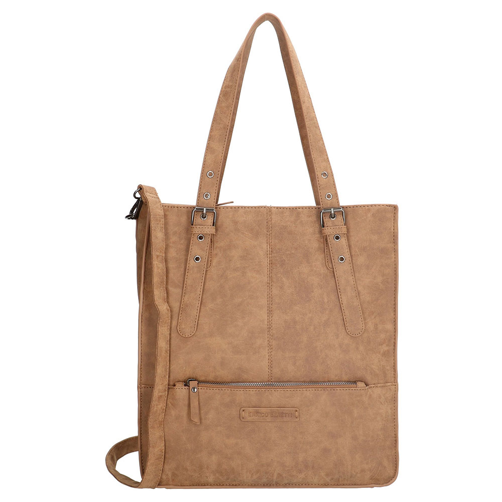 Enrico Benetti Kate Shopper Camel