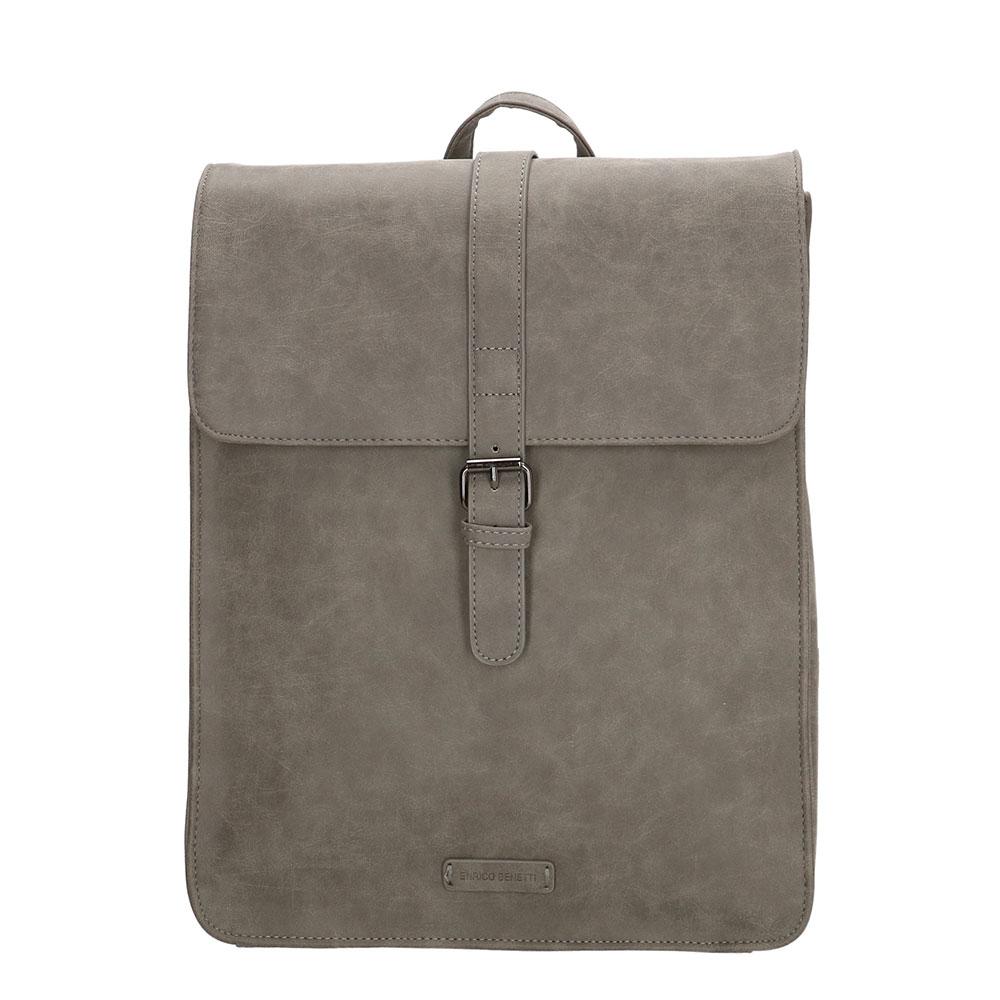 Enrico Benetti Kate Backpack Middengrijs