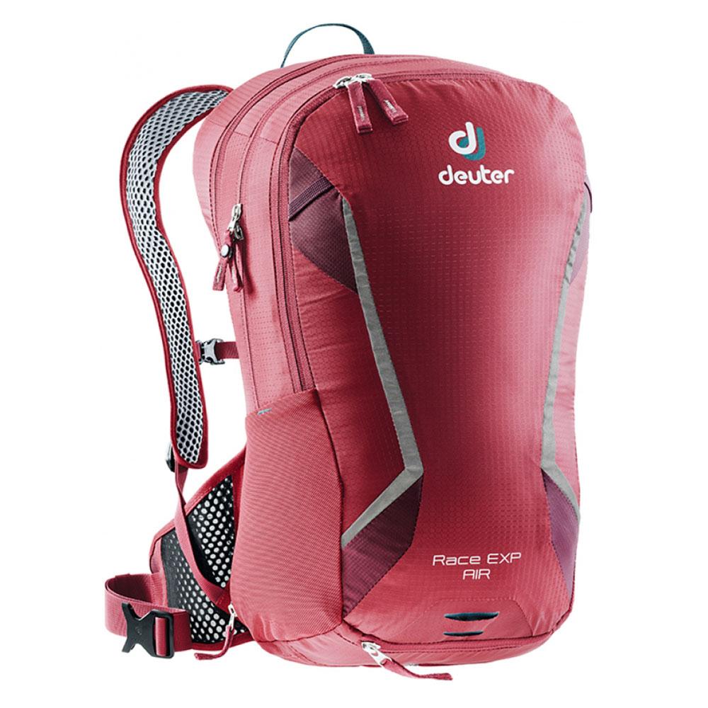 Deuter Race Expandable Air Backpack cranberry / maron Rugzak