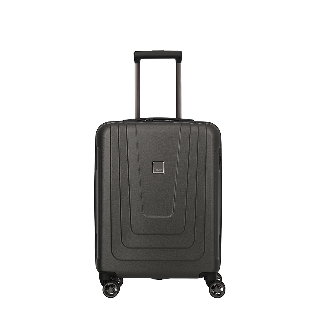 Titan X-Ray Pro 4 Wheel Trolley S USB Atomic Steel