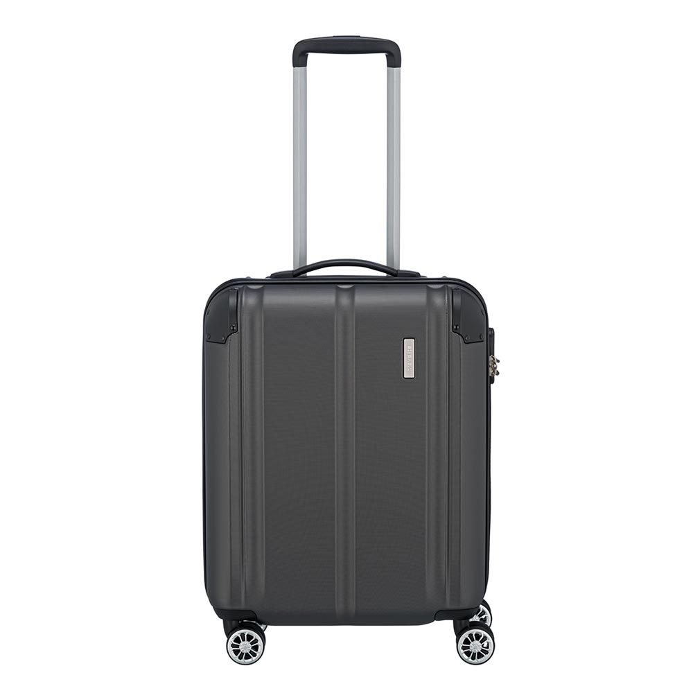 Travelite City 4 Wheel Trolley S Antraciet