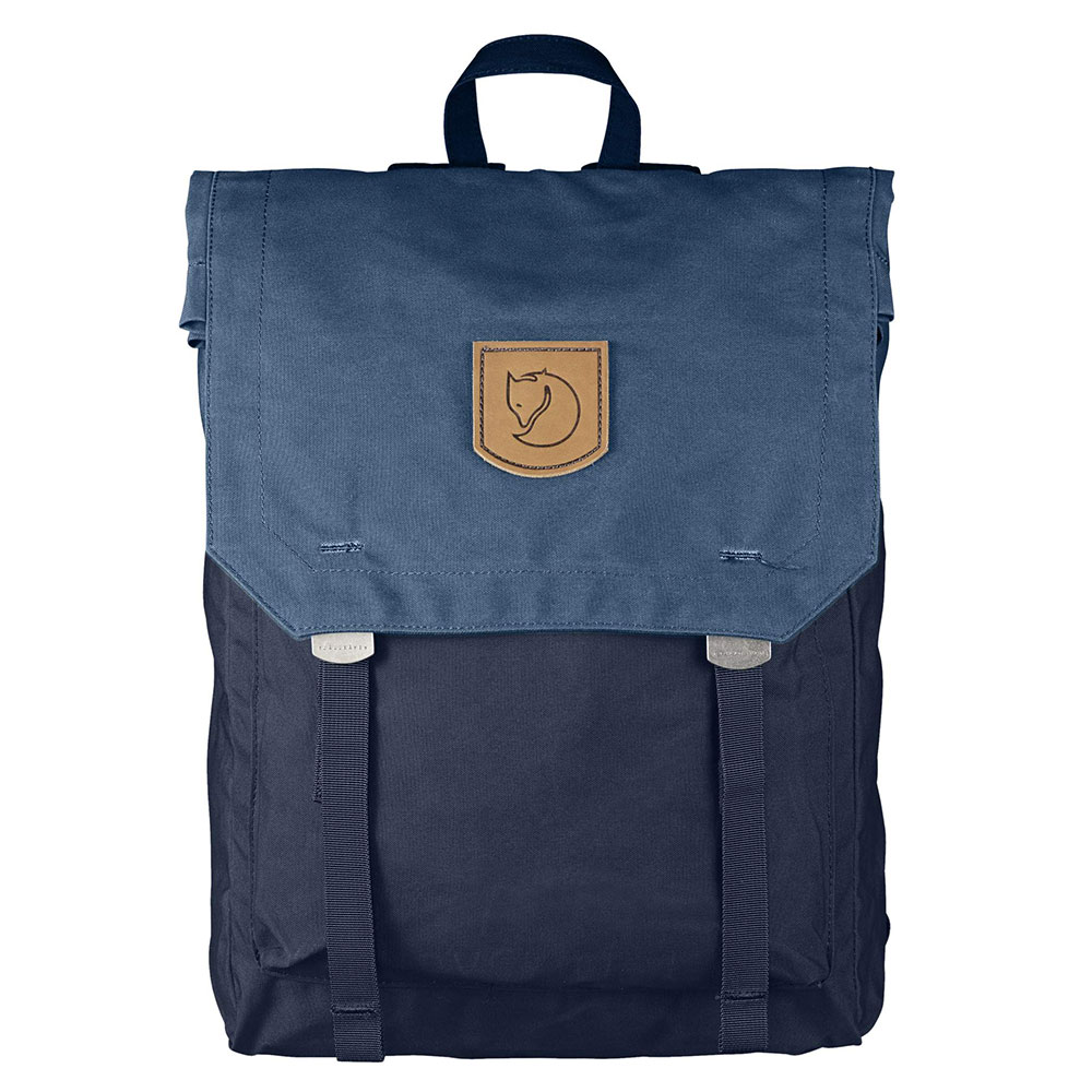 FjallRaven Foldsack No.1 Rugzak Dark Navy/ Uncle Blue
