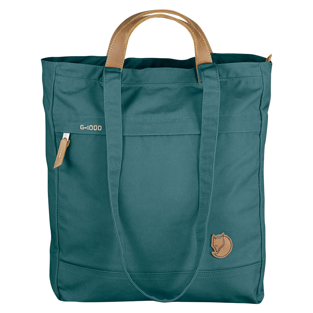 FjallRaven Totepack No.1 Frost Green