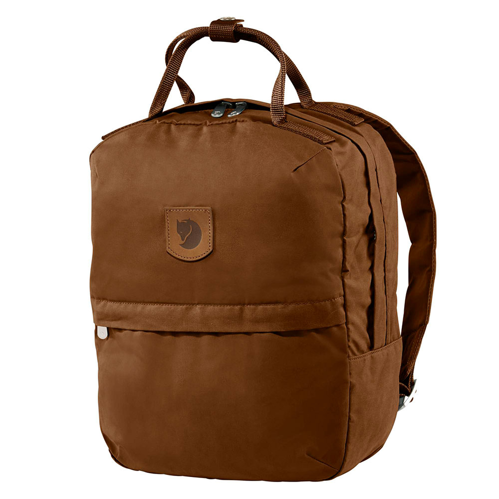 FjallRaven Greenland Zip Backpack Chestnut
