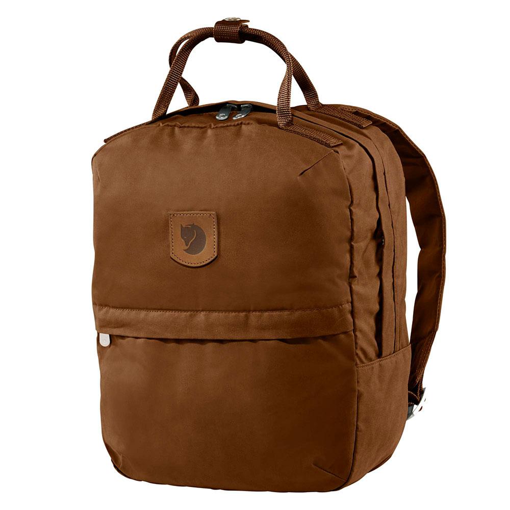 FjallRaven Greenland Zip Backpack Chestnut