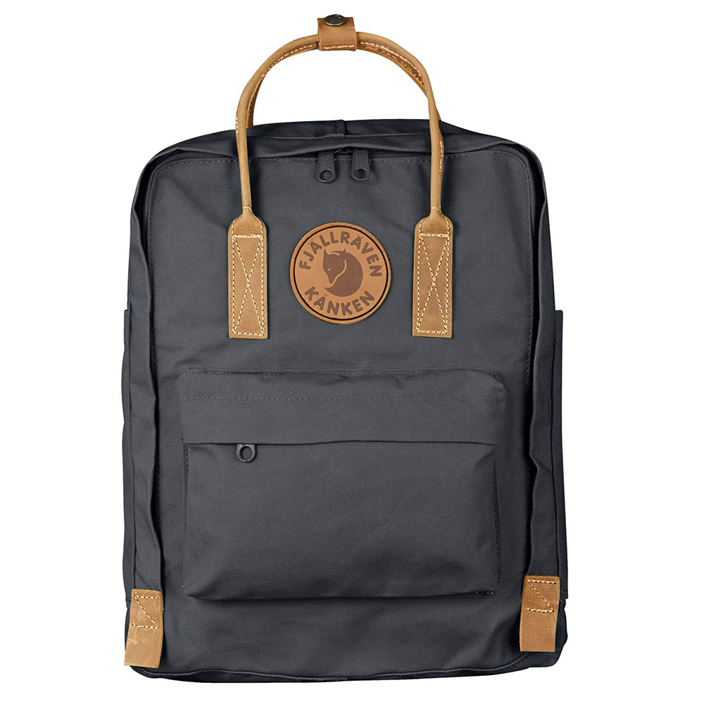 FjallRaven Kanken No. 2 Rugzak Super Grey