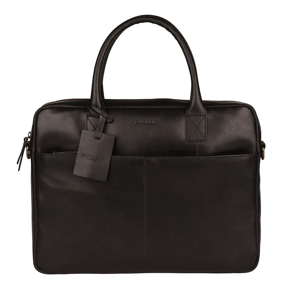 Burkely Vintage Jack Worker 13.3 Black 734022
