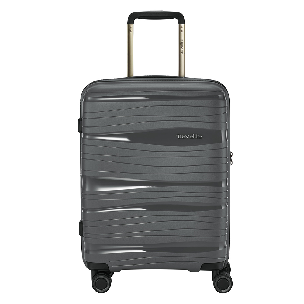 Travelite Motion 4 Wheel Trolley S Anthracite