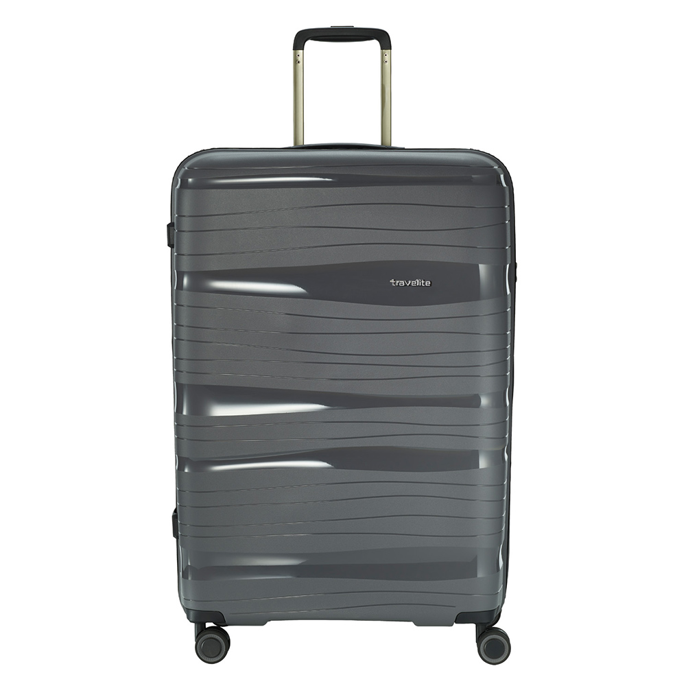 Travelite Motion 4 Wheel Trolley L Anthracite