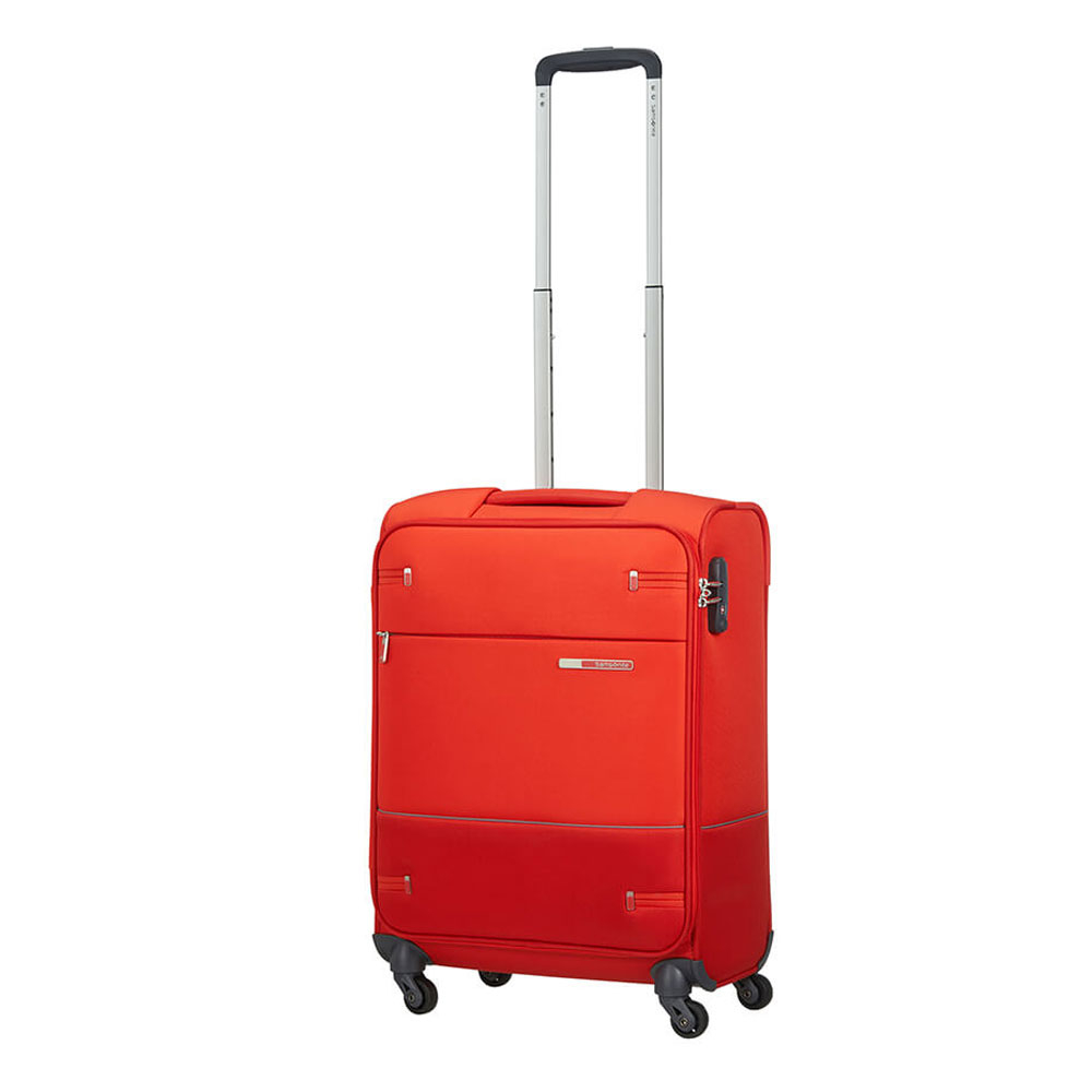 Samsonite Base Boost Spinner 55 Length 40 Fluo Red