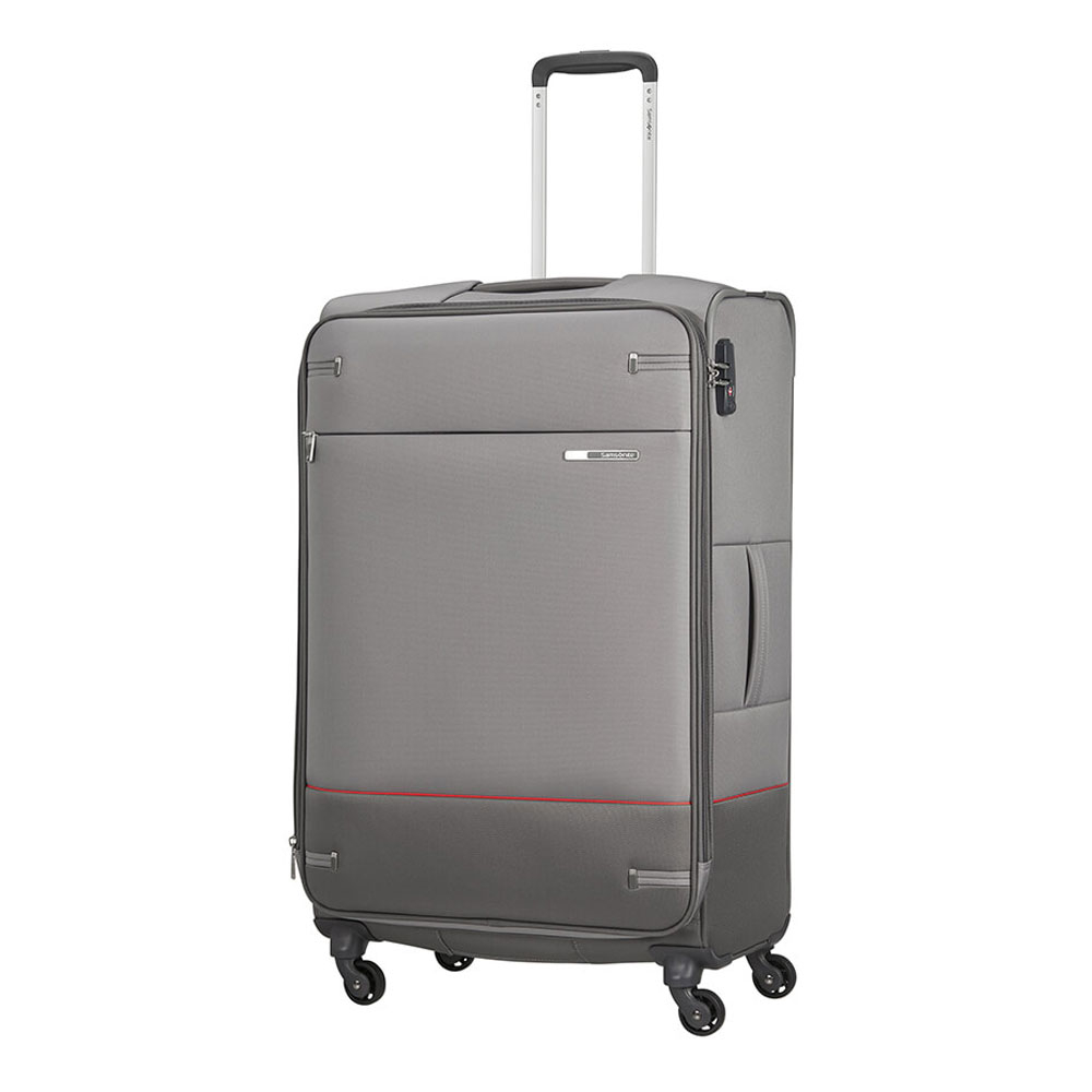 Samsonite Base Boost Spinner 78 Expandable Grey