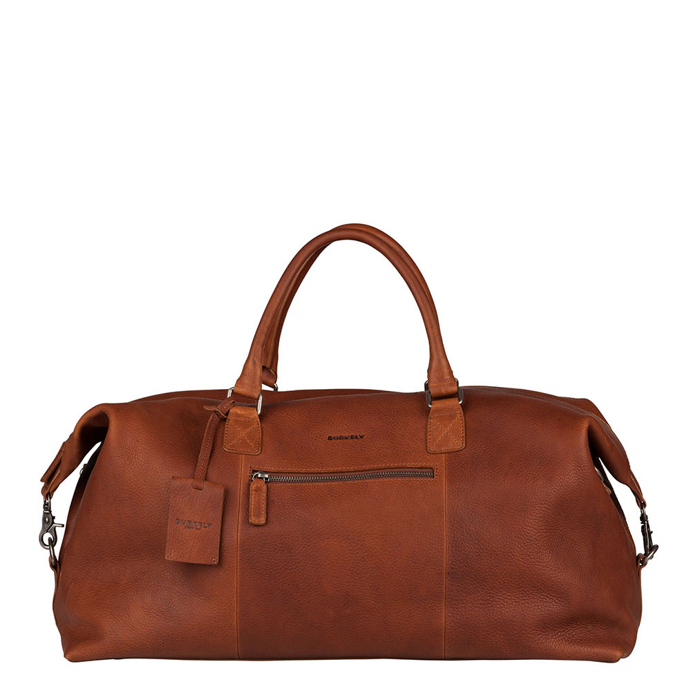 11fef4cd57b Burkely Antique Avery Weekender Cognac 793756 | Start your holiday
