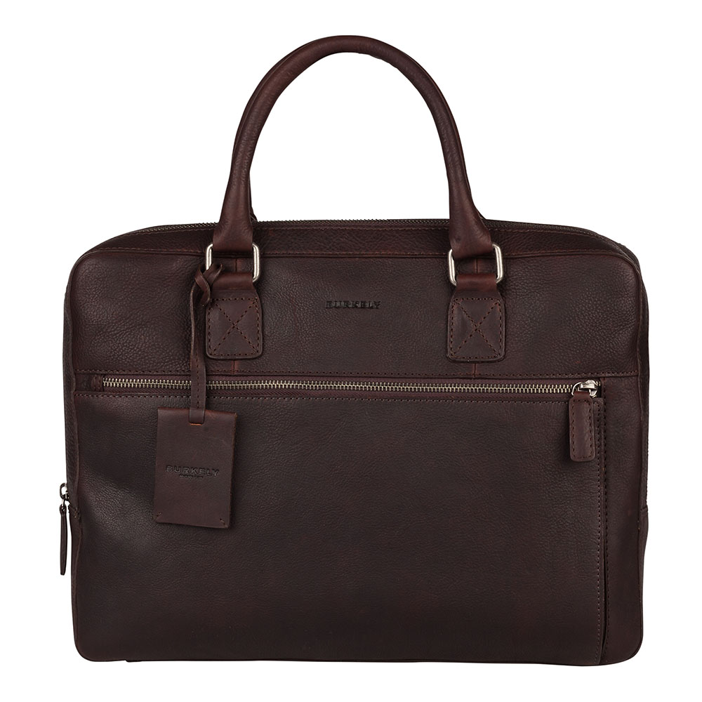 Burkely Antique Avery Laptopbag 13.3 Brown 798156