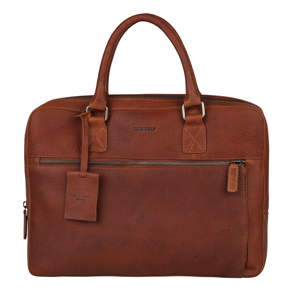 Burkely Antique Avery Laptopbag 13.3 Cognac 798156