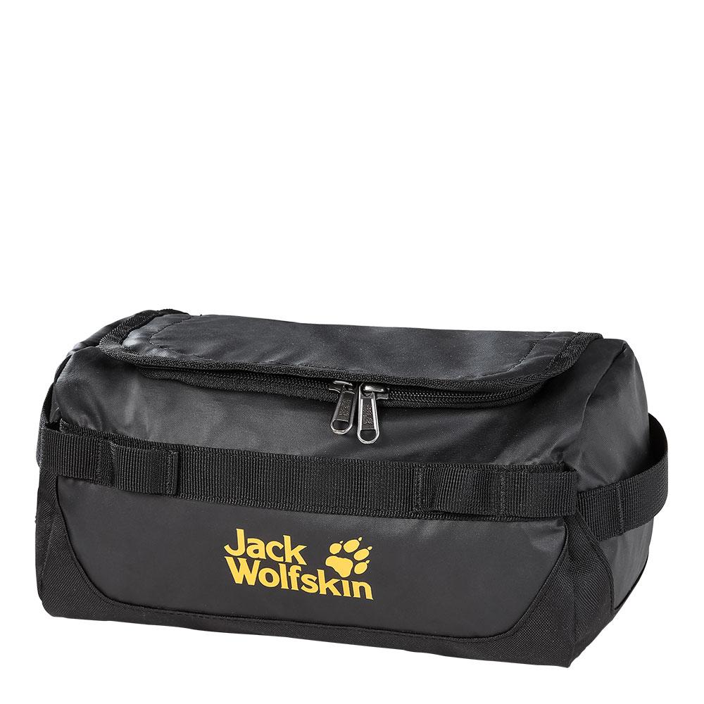 Jack Wolfskin Expedition Wash Bag Toilettas Black