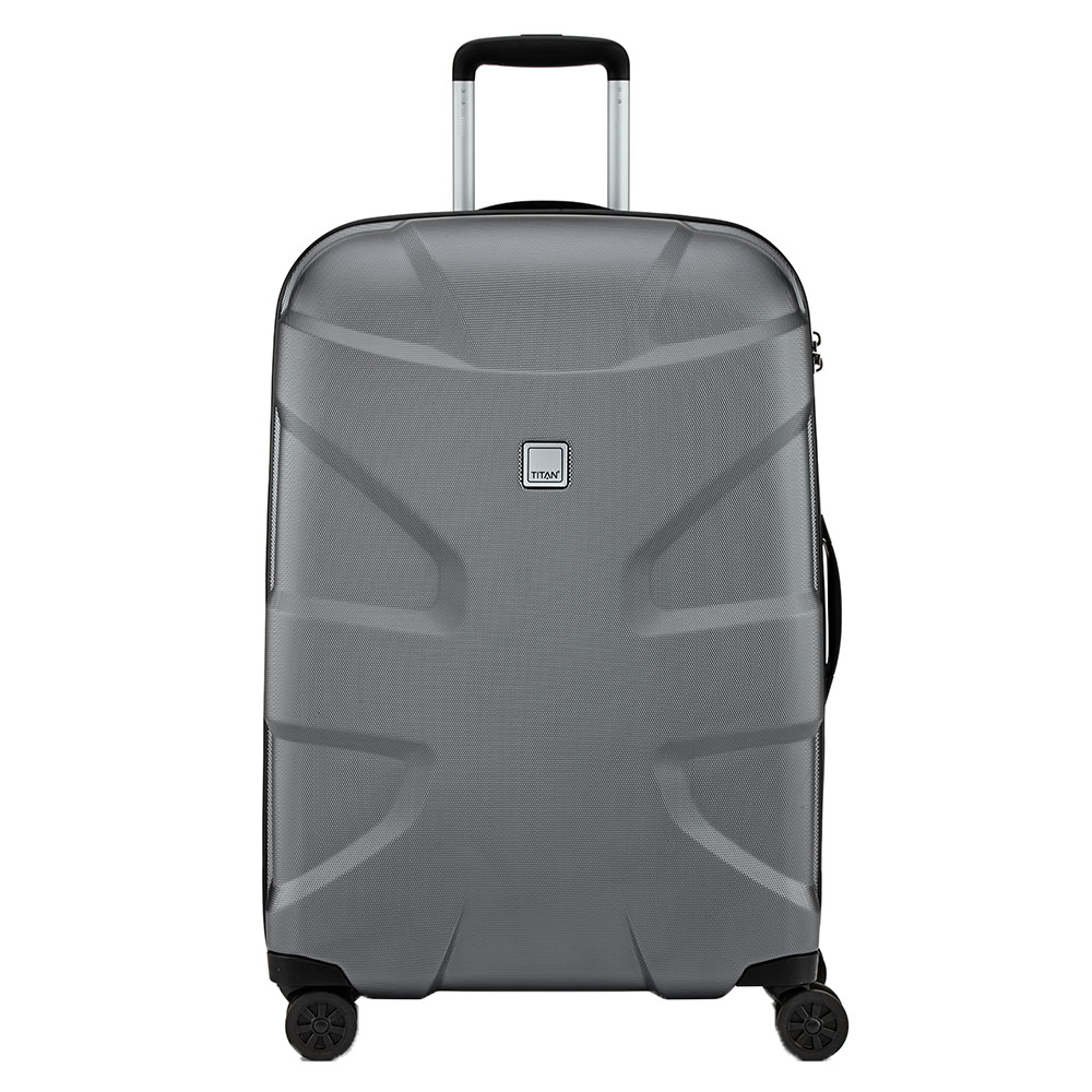 Titan X2 Flash 4 Wheel Trolley M+ Gunmetal Shark