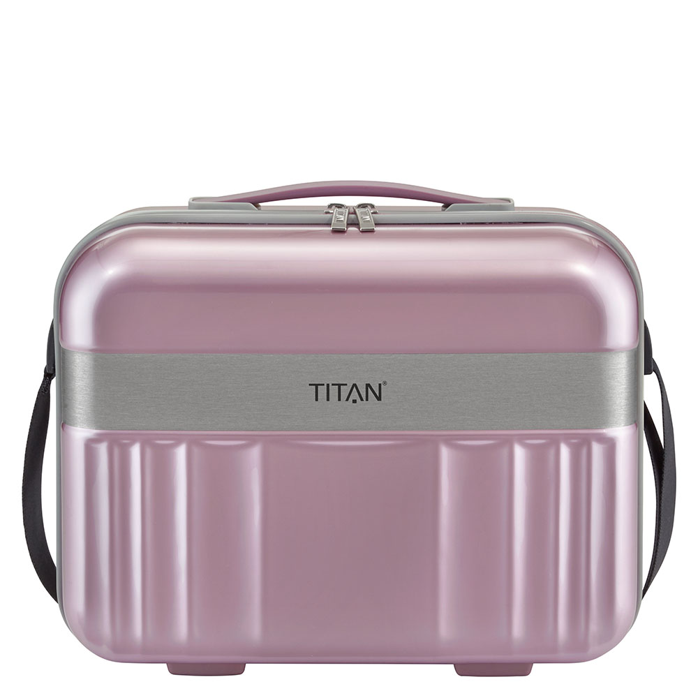 Beautycase Titan Titan Spotlight Flash Beautycase Wild Rose
