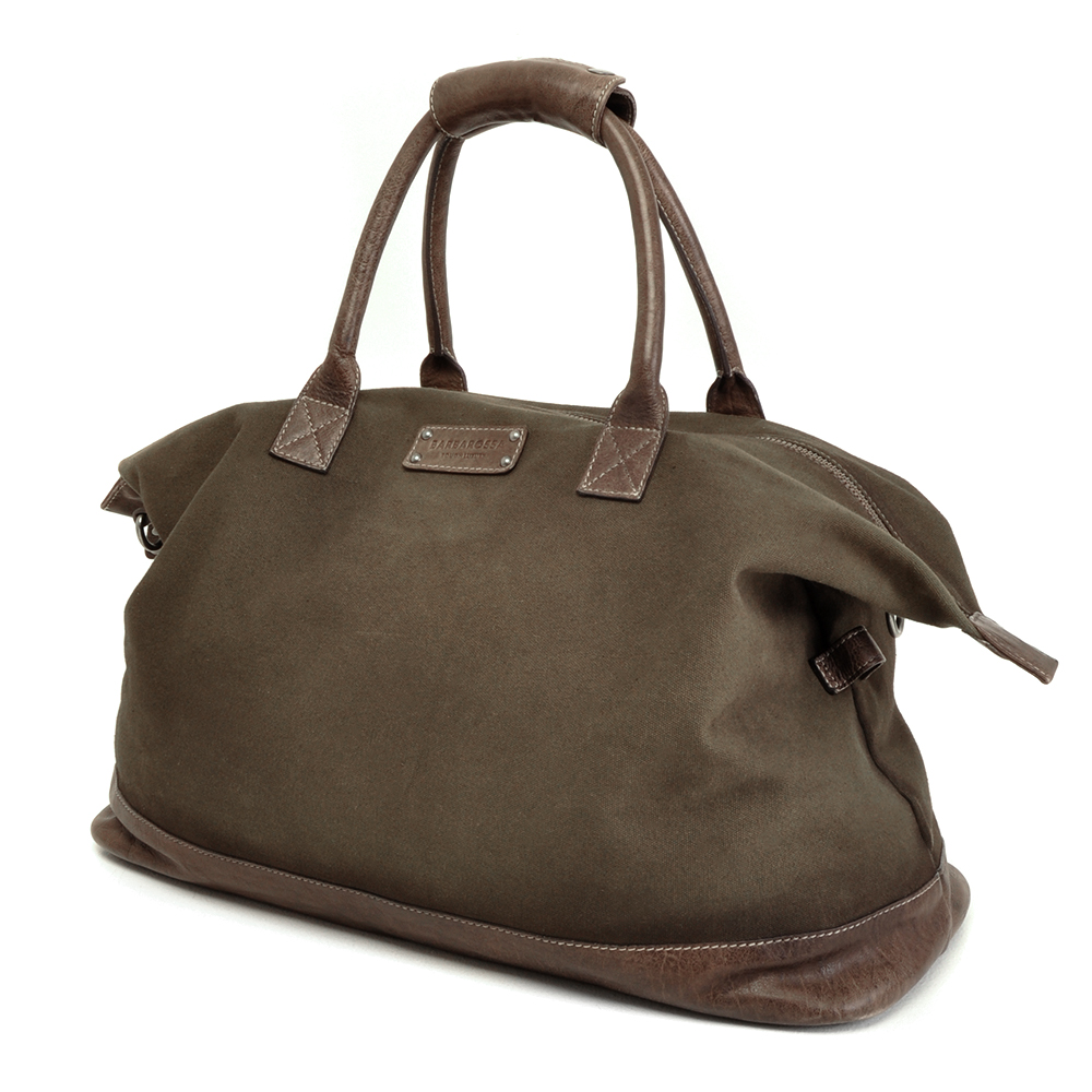 Barbarossa Canvasco Weekender Reistas Military