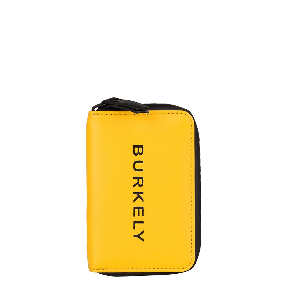 Burkely Rebel Reese Zipwallet Yellow