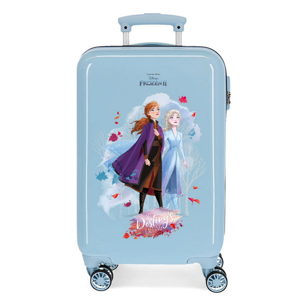 Disney Trolley 55 Cm 4 Wheels Frozen II Destinys Calling