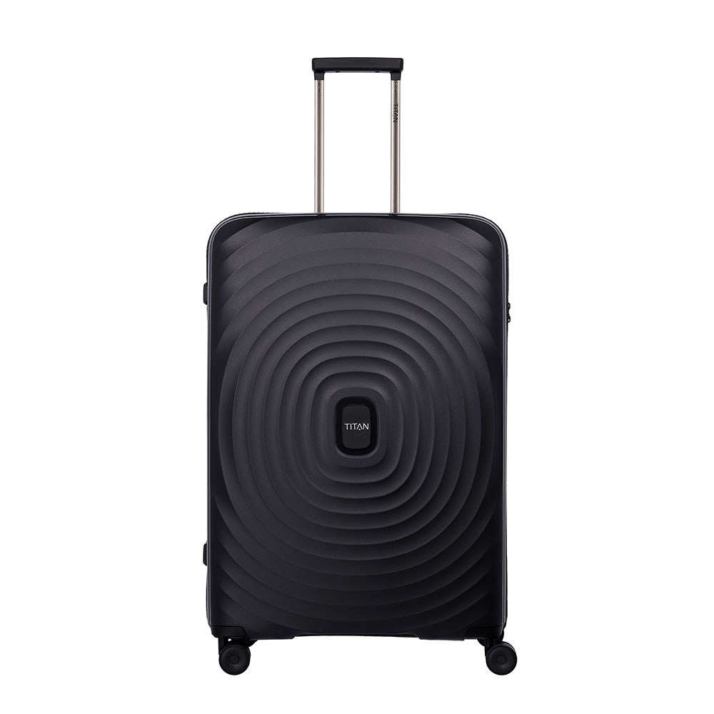 Titan Looping 4 Wiel Trolley L Black