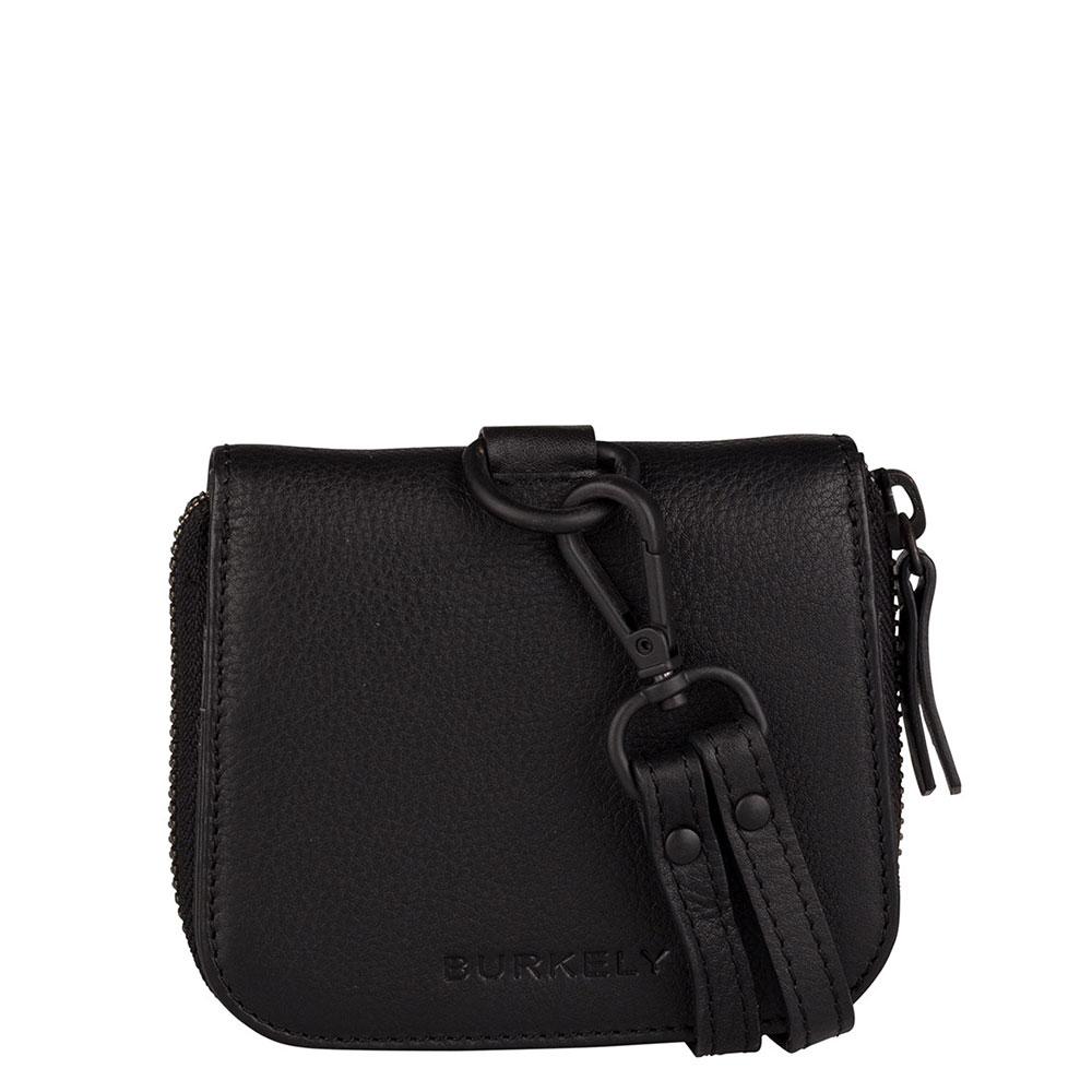 Burkely Minimal Mae Keycord Wallet Black 873764
