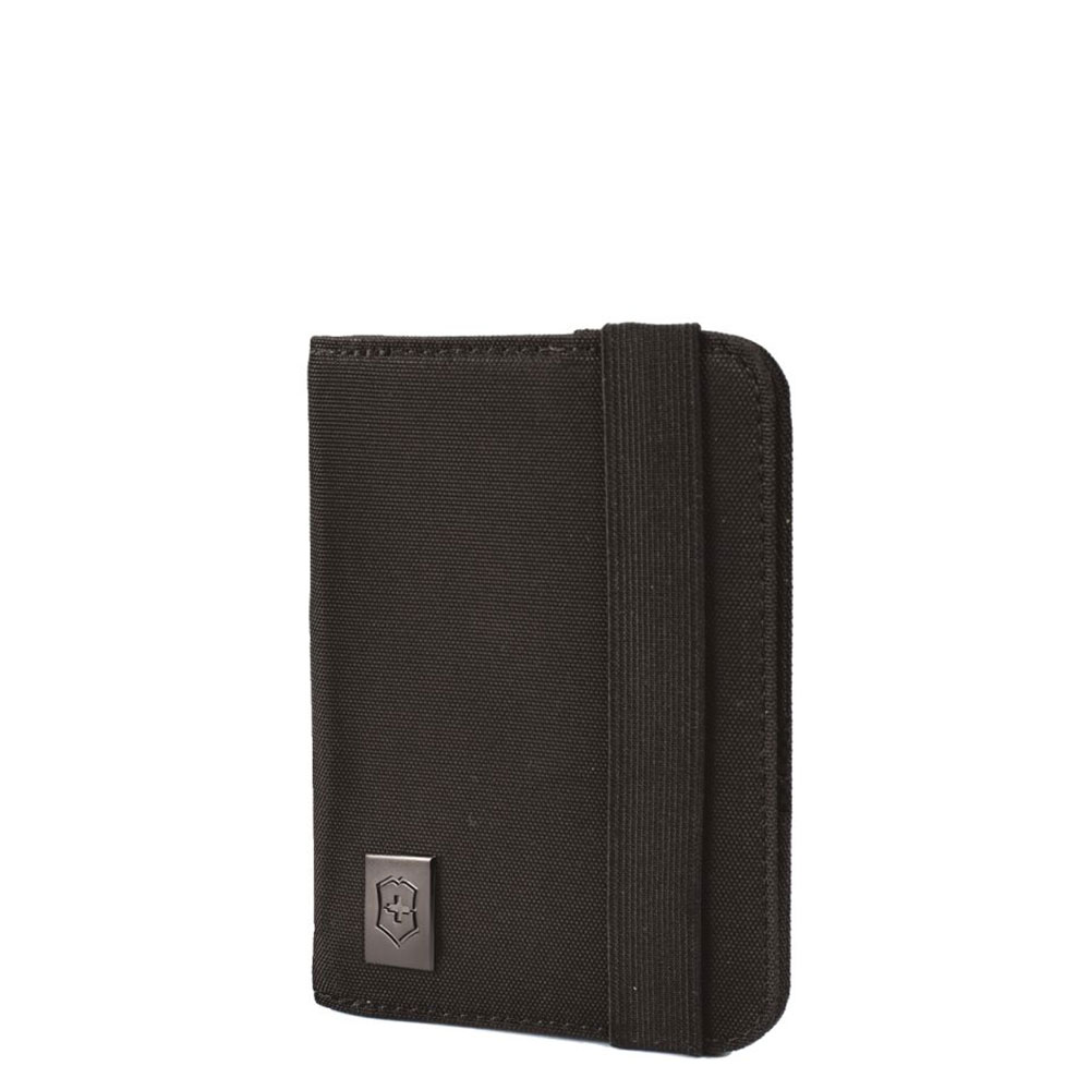 Victorinox Travel Accessories 4.0 Passport Holder RFID Protection Black