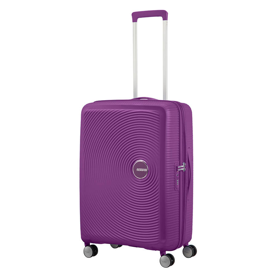 American Tourister Soundbox Spinner 67 Exp. Purple Orchid