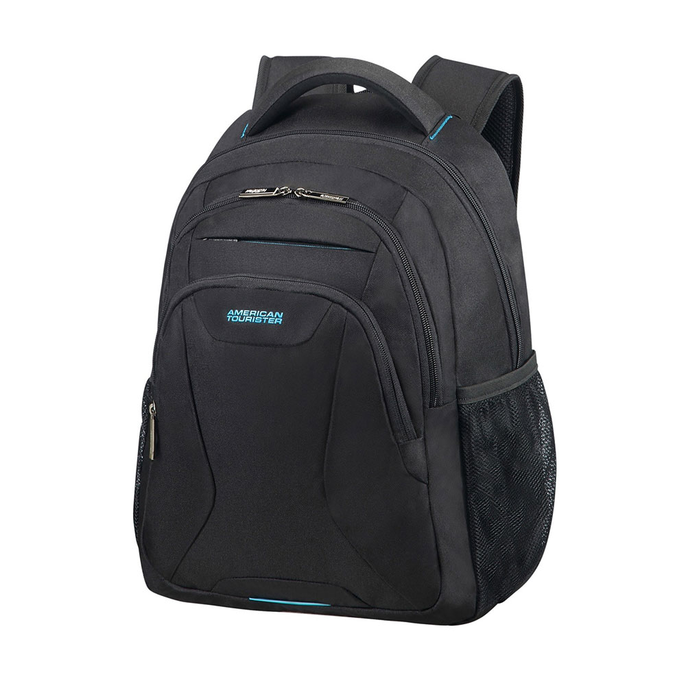 "Afbeelding van American Tourister AT Work Laptop Backpack 15.6"" Black"