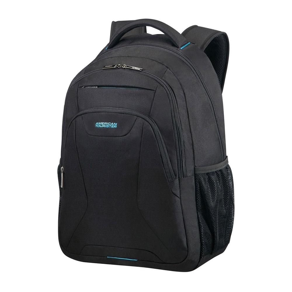 """Afbeelding van American Tourister AT Work Laptop Backpack 17.3"""" Black Backpacks"""