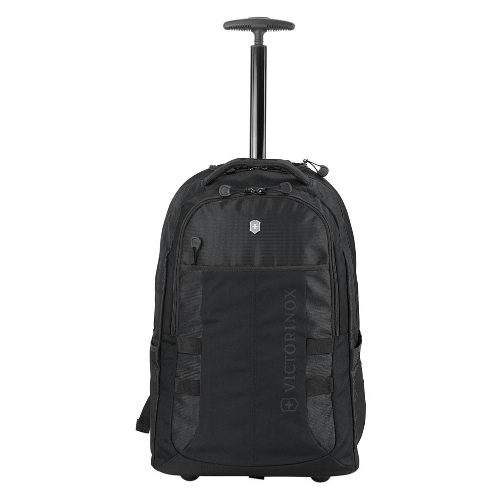 Victorinox Vx Sport Wheeled Cadet Trolley Backpack 16 Black