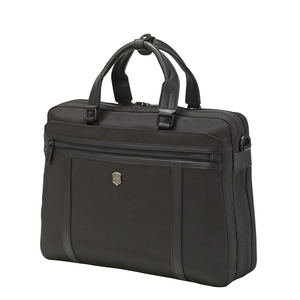 Victorinox Werks Professional 2.0 13 Laptop Brief Black