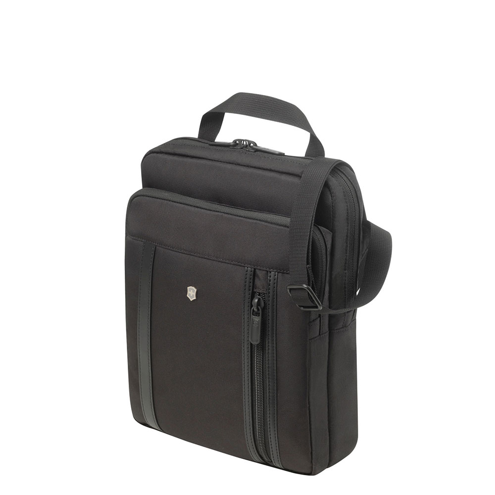 Victorinox Werks Professional 2.0 Crossbody Laptop Bag Black