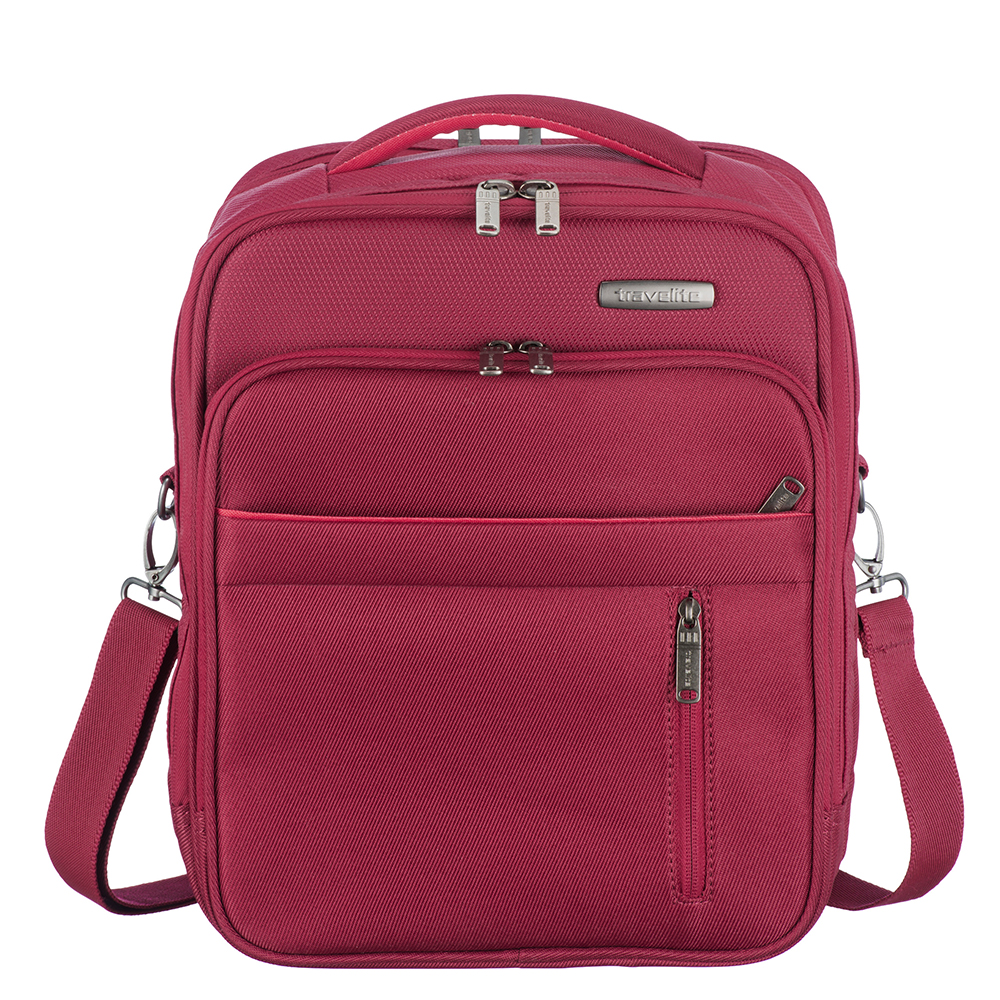 Travelite Capri Boardbag Vertical Schoudertas Red