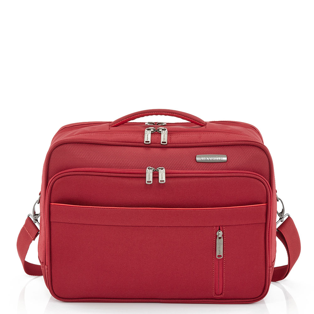 Travelite Capri Boardbag Horizontal Schoudertas Red