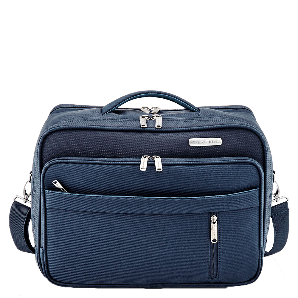 Travelite Capri Boardbag Horizontal Schoudertas Navy
