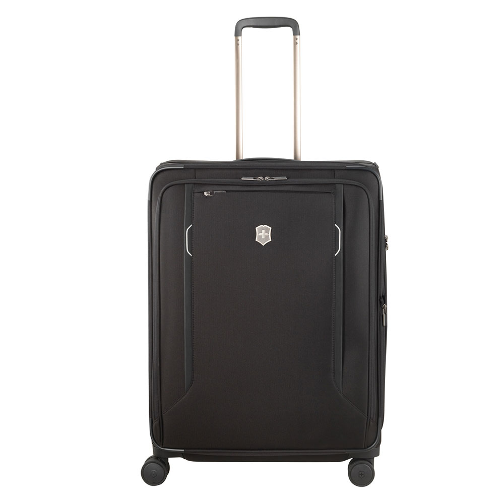 Victorinox Werks Traveler 6.0 Large Softside Carry-On Black
