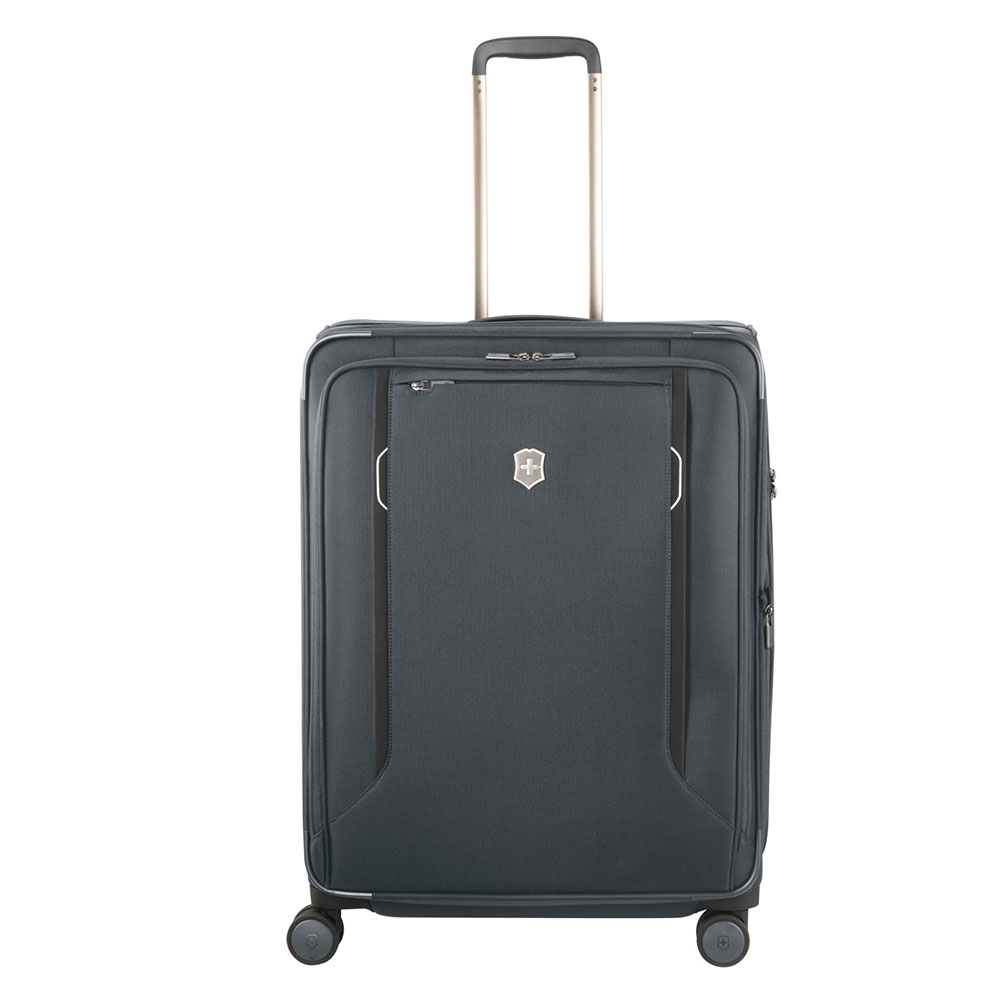 Victorinox Werks Traveler 6.0 Large Softside Carry-On Grey